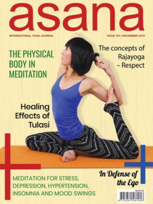 Asana Yoga Journal - Digital