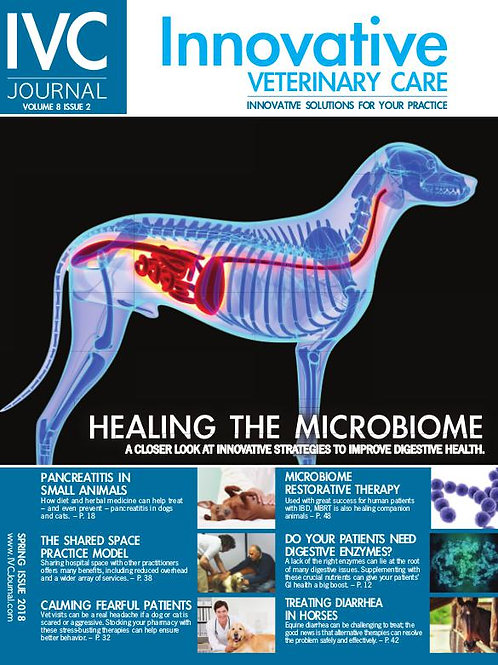 Integrative Veterinary Care – IVC Journal - Digital