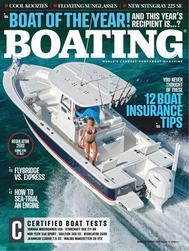 Boating - Digital