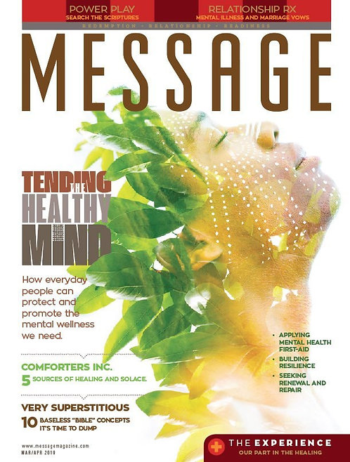Message - Print + Digital
