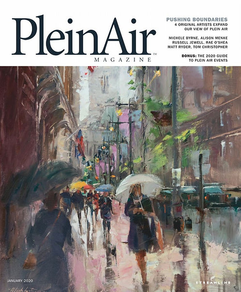 Pleinair Magazine - Print + Digital