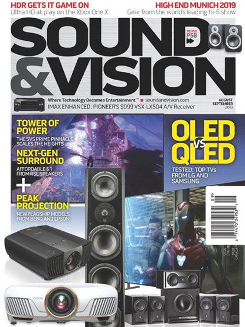 Sound & Vision - Digital