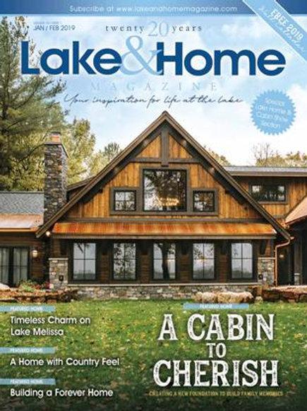 Lake and Home Magazine