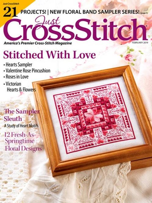 Just Cross Stitch