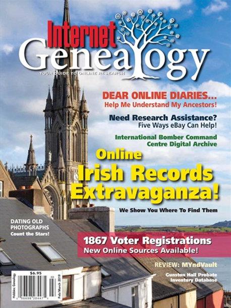 Internet Genealogy