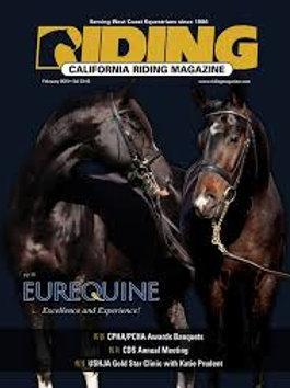 California Riding Magazine