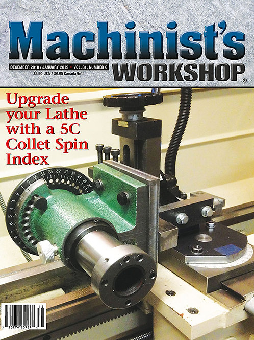 Machinist's Workshop