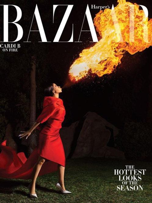 Harper's Bazaar - Print + Digital