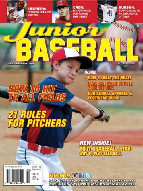 Junior Baseball - Digital