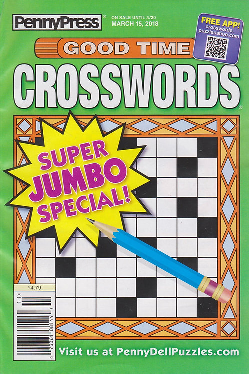 Good Time Crosswords