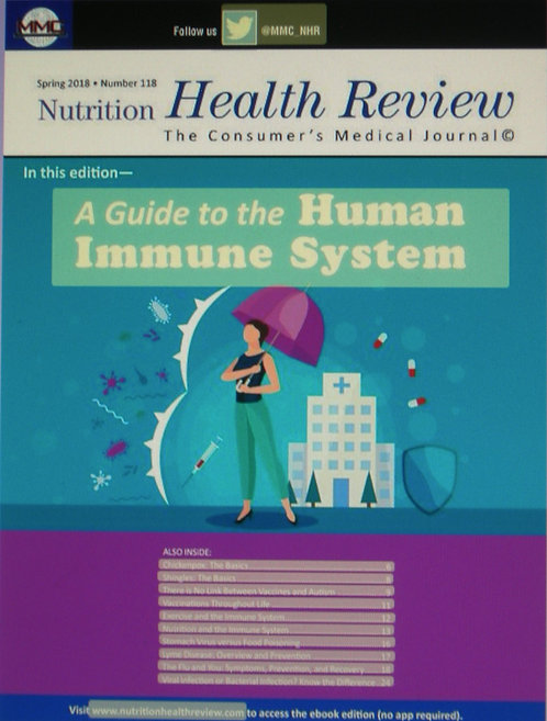 Nutrition Health Review