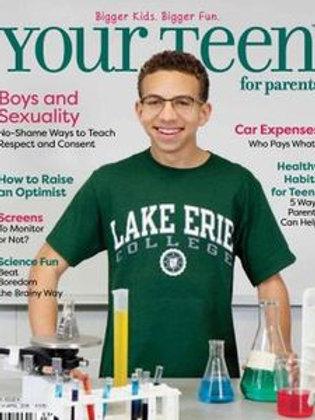 Your Teen Magazine