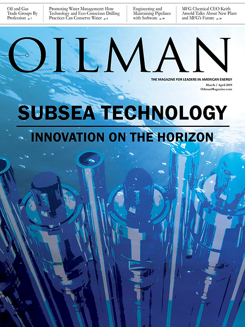 Oilman Magazine - Digital