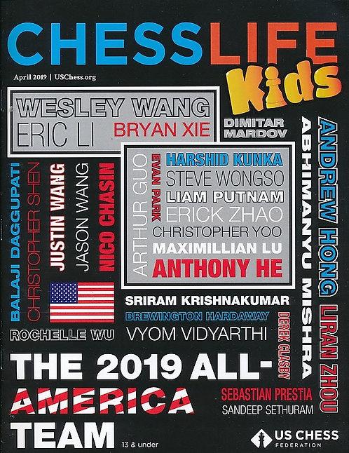 Chess Life Kids