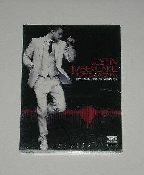 Justin Timberlake FutureSex DVD