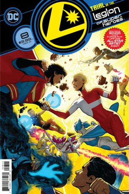 Legions of Super Heros