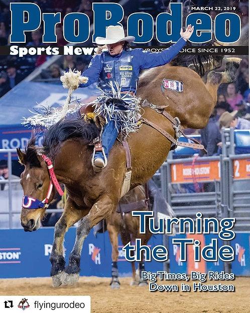 Pro Rodeo Sports News
