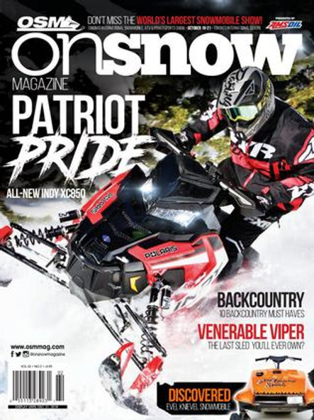 OSM On Snow Magazine