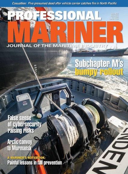 Professional Mariner - Digital