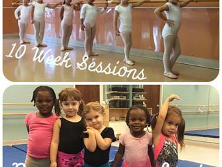 10 WEEK CLASSES BEGIN FEB 2nd