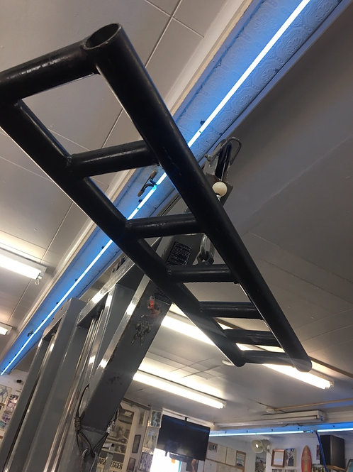 Neutral Grip Ladder Lat Pull Down Bar