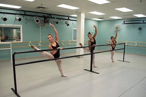 Barres - 10' Studio