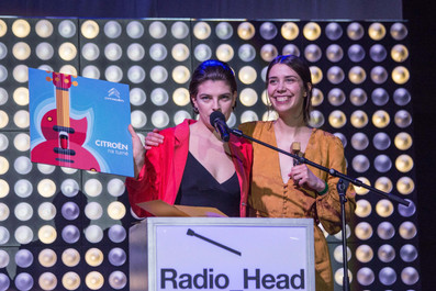 Radio_Head Awards prize for Best debut album of 2018