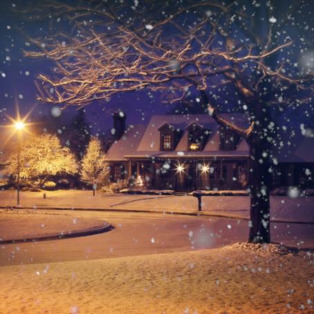 #maximaCOMEPASS Sternenklar in voller Pracht,  küsst der Schnee jetzt mich ganz sacht!