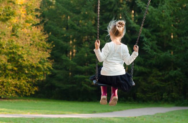Warum schaukeln Kinder gerne?