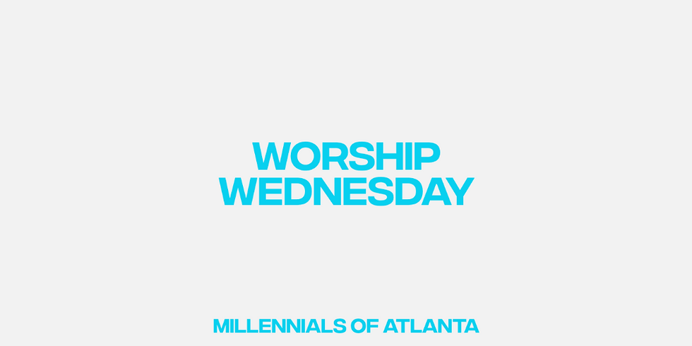 Worship Wednesday