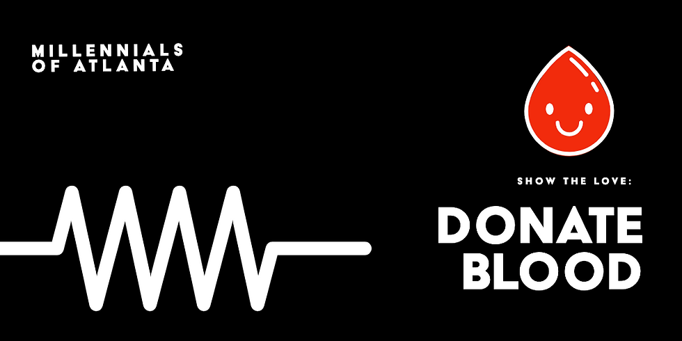 Show the Love: Donate Blood