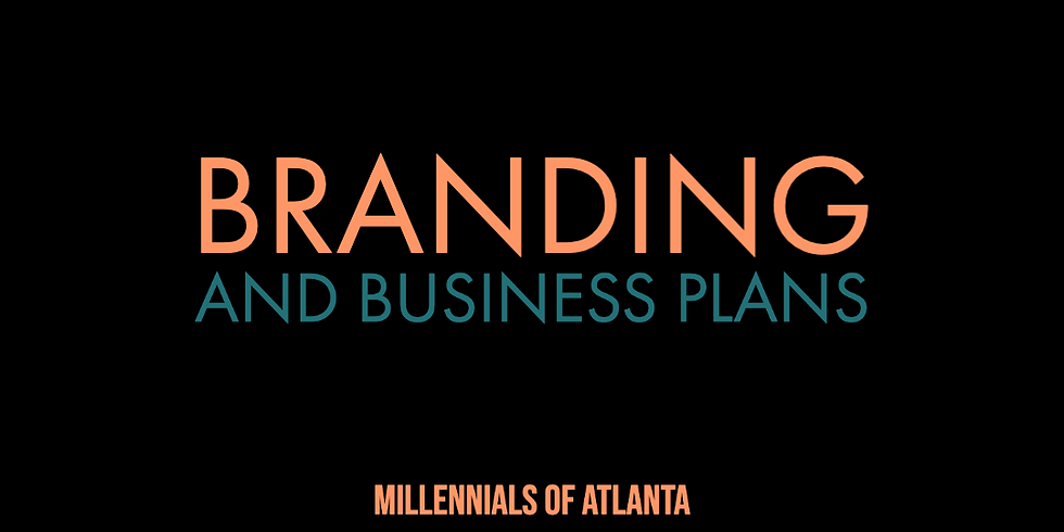 Branding and Business Plans