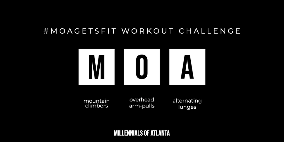 MoA Gets Fit
