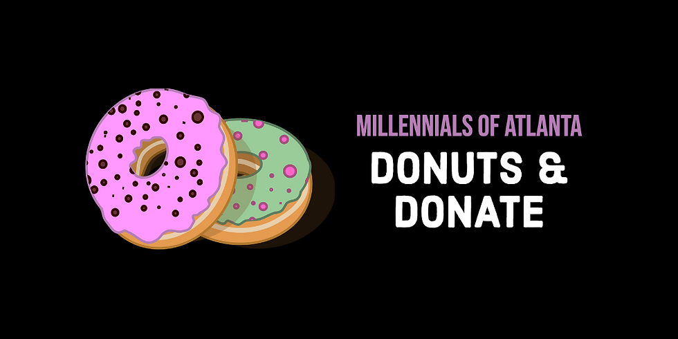 Donuts & Donate