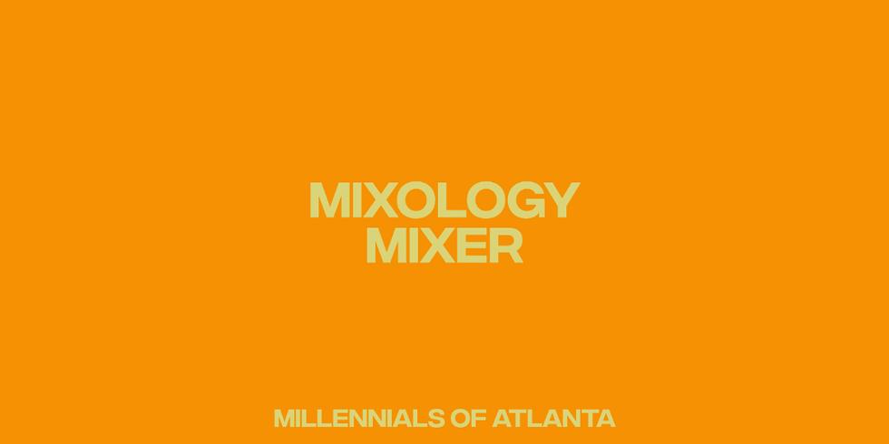 Mixology Mixer