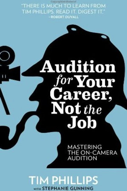 Book: Audition For Your Career, Not The Job