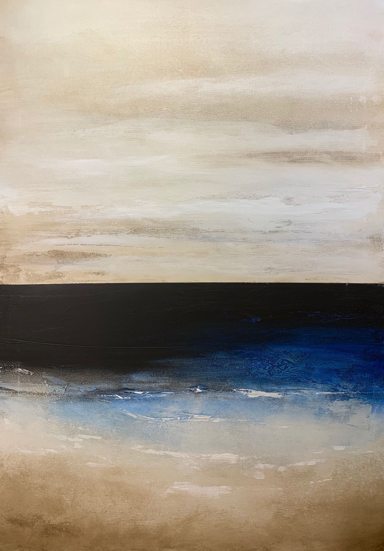 Deep blue sea_Sonja Riemer Art