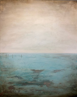 Longing for the sea_Sonja Riemer Art