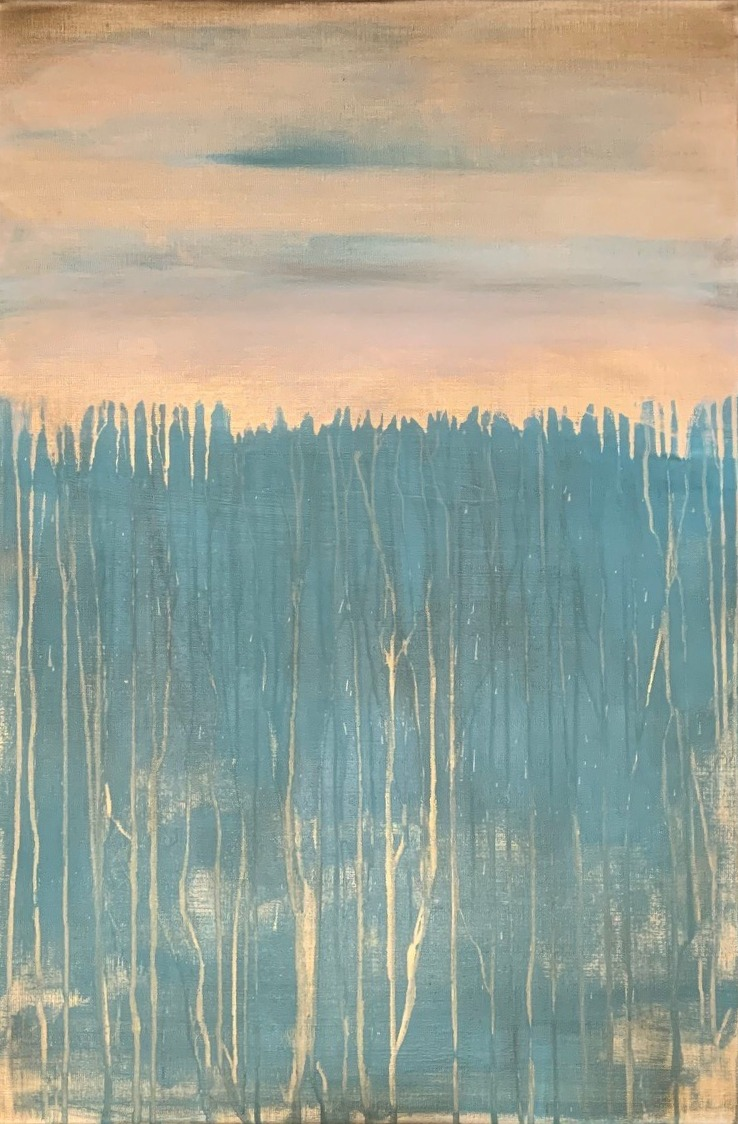 A shade of gold_Sonja Riemer Art