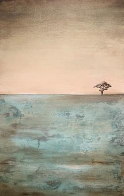 Left in Peace_Sonja Riemer Art