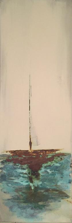 Boot / Sonja Riemer ART