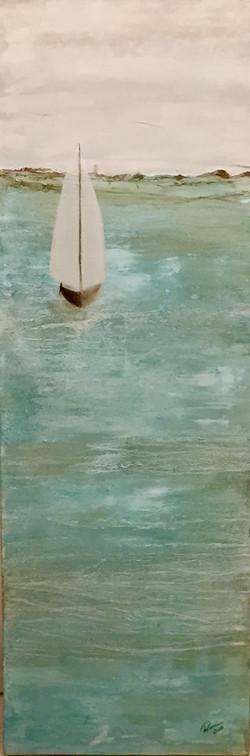 On the Sea /Sonja Riemer