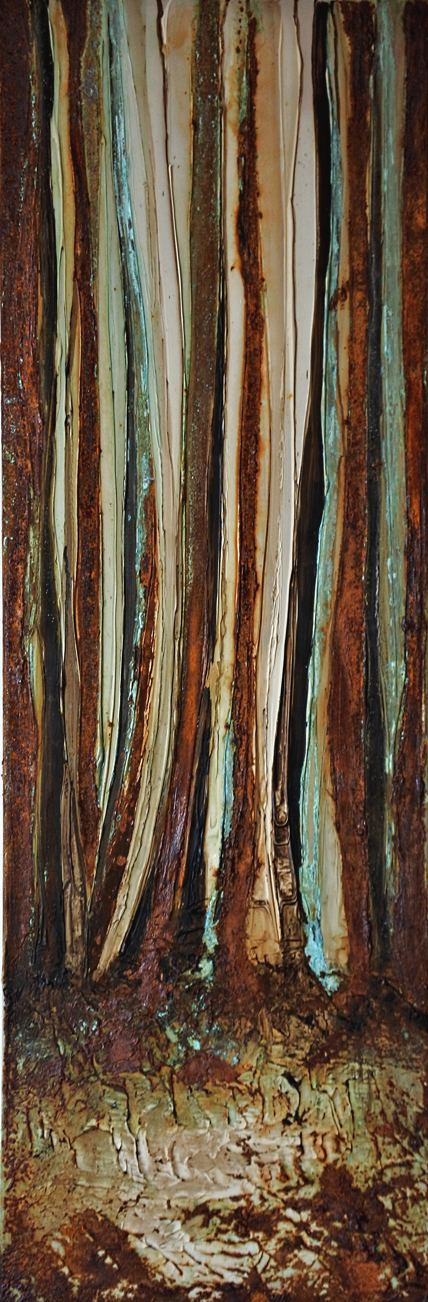 Iron Wood / Sonja Riemer ART