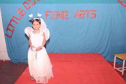 Fine Arts fancy dress