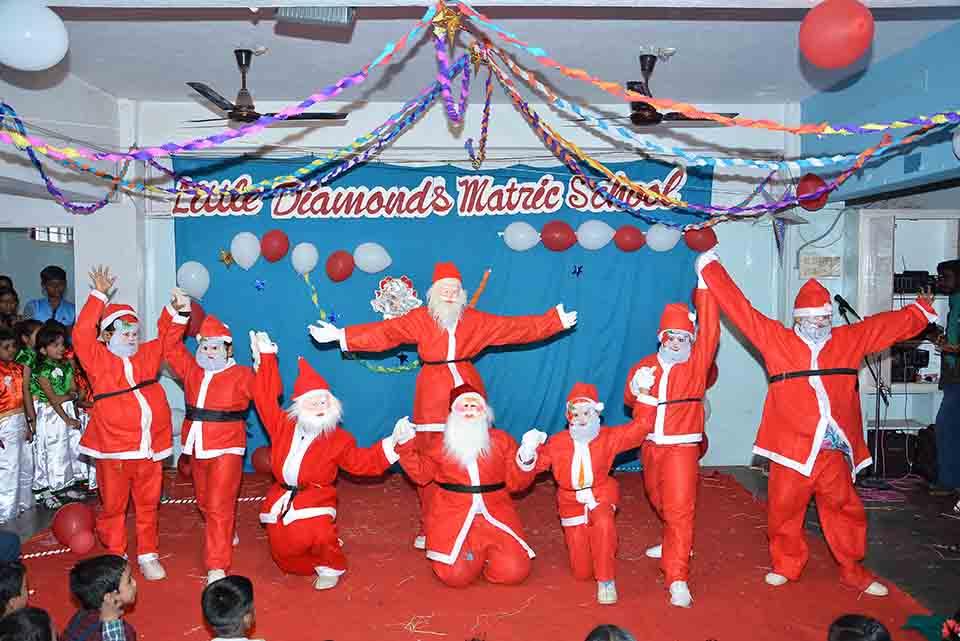Christmas Day Celebration