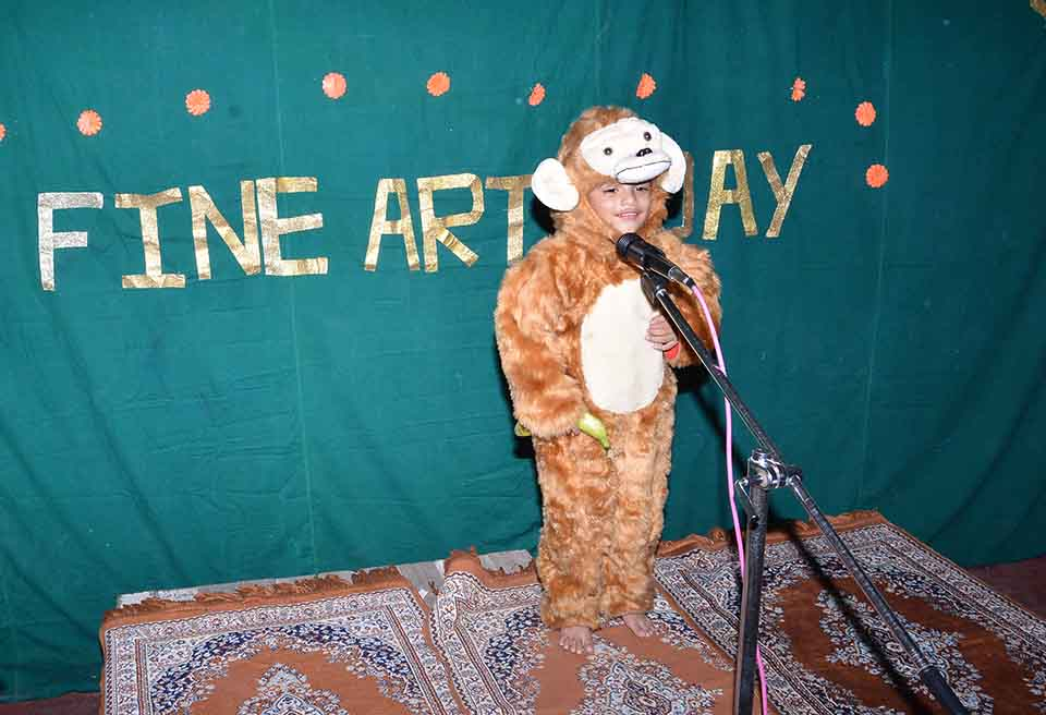 Fancy Dress competition 2015