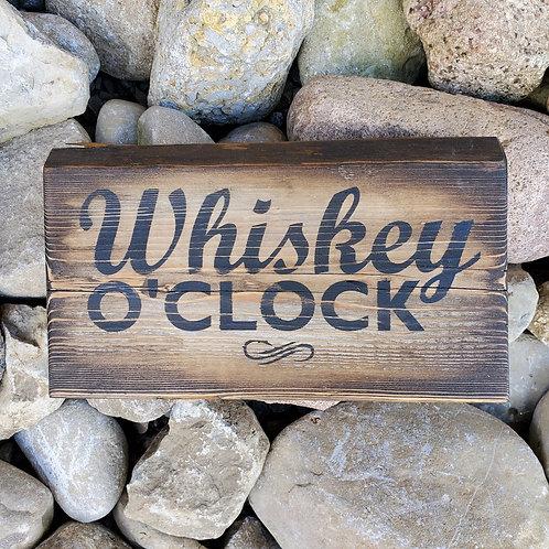 Whiskey O'clock
