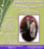 Pastor Dandridge Anniversary Flyer  2019