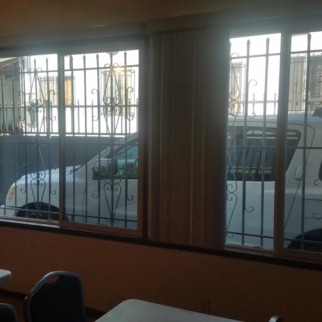 Fellowship Hall Windows