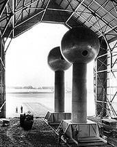 Van de Graaff Generator in 1931